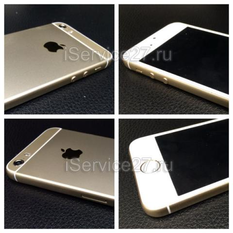Как из iphone 5s сделать iphone 6